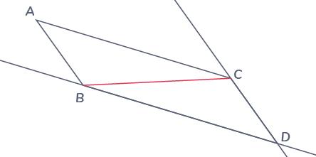 triangle trois hauteurs trois calculs possibles aire