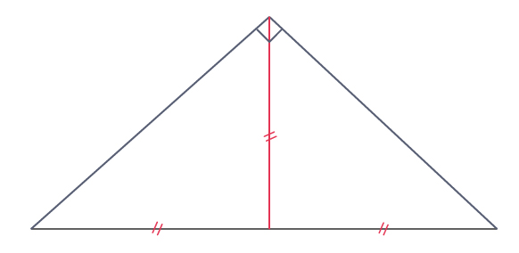 propriétés triangle rectangle