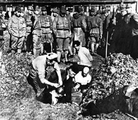 Seconde Guerre mondiale nazis bilan humain