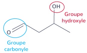 oxyder groupe carbonyle sans oxyder groupe hydroxyle