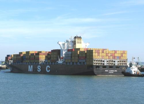 ports commerce dynamique échelle européenne