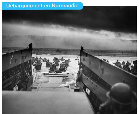 débarquements Normandie 1944