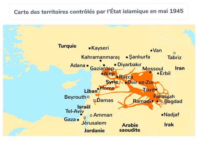 montée terrorisme djihad État islamique Al-Qaïda