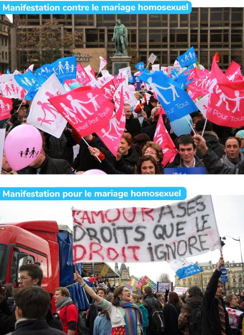 République française mariage PACS