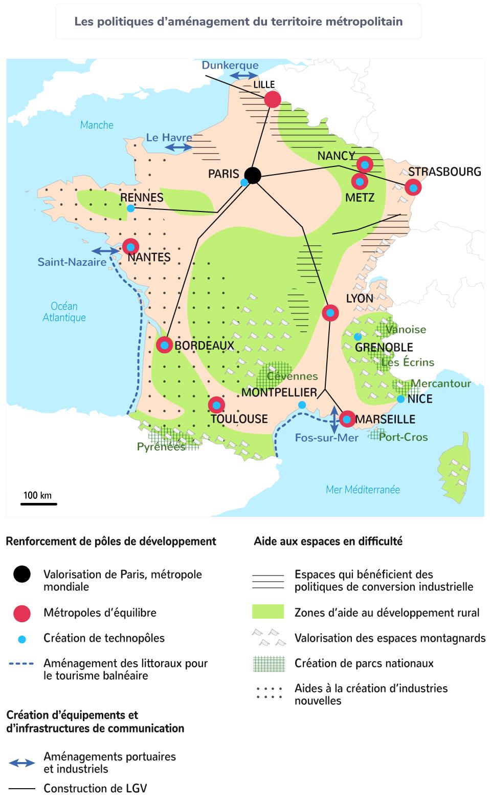 recompositions territoriales