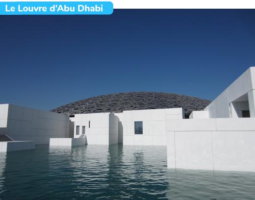 patrimoine culturel France Louvre Abu Dhabi