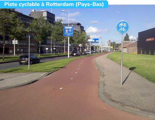 Union européenne villes durables aménagement pistes cyclables transports commun