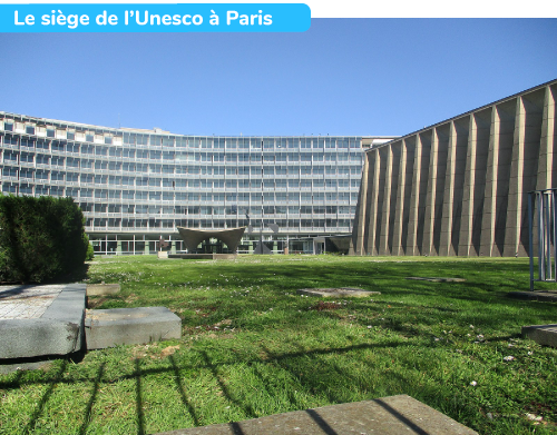 institution internationale UNESCO
