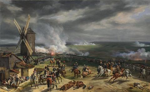 l'Europe bouleversée par la Révolution et l'Empire