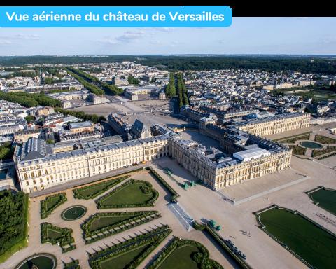 Versailles château lieu de la grandeur monarchique