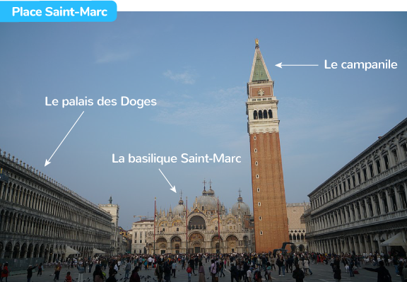 Venise patrimoine mondiale culturel