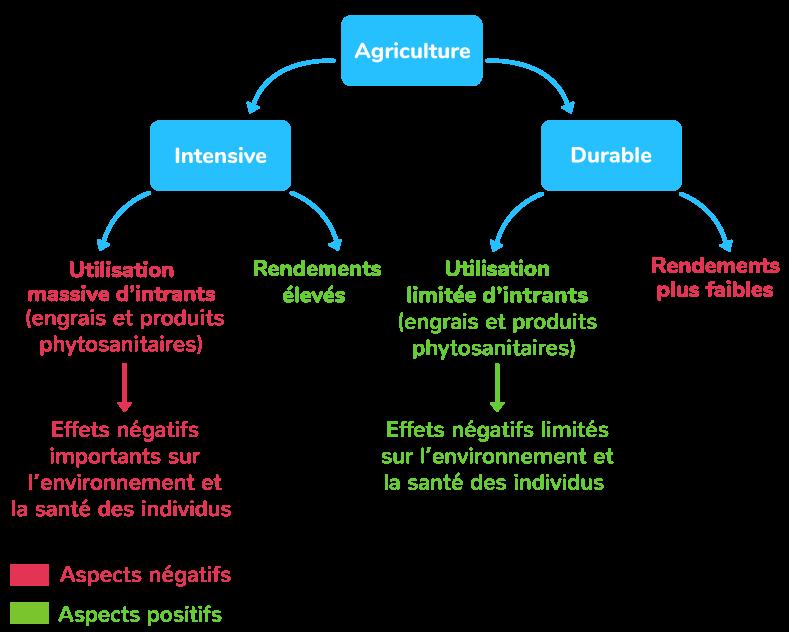 gestion durable agrosystèmes