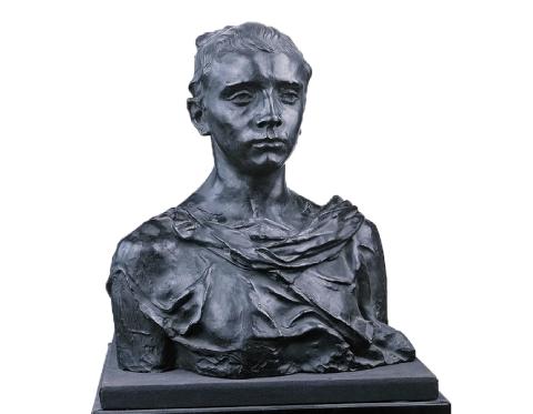 Camille Claudel, Paul Claudel à seize ans, 1893